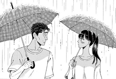 恋は雨上がりのように17話 あきらと近藤