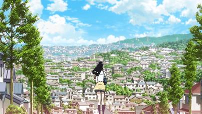 恋は雨上がりのようにアニメ第1話 あきら