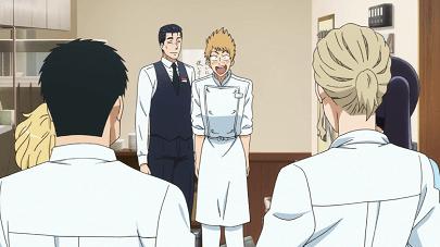 恋は雨上がりのようにアニメ第2話 吉澤