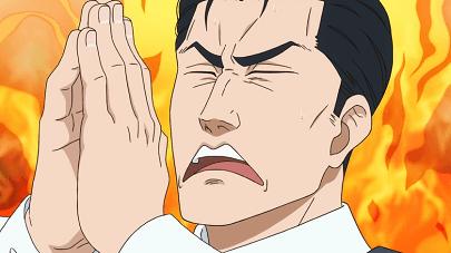 恋は雨上がりのようにアニメ第2話 近藤