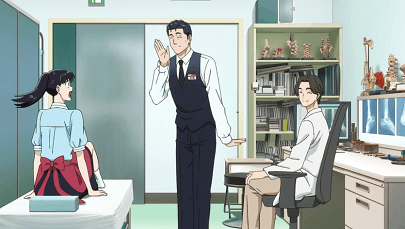 恋は雨上がりのようにアニメ第2話 あきらと近藤と諸星