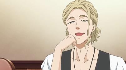恋は雨上がりのようにアニメ第4話 加瀬