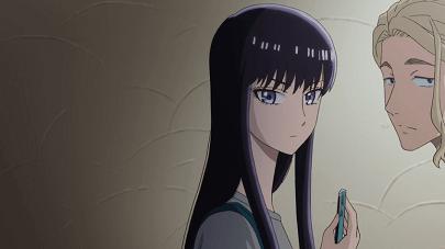 恋は雨上がりのようにアニメ第4話 あきらと加瀬