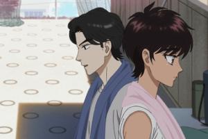 恋は雨上がりのようにアニメ第8話 はるかと山本