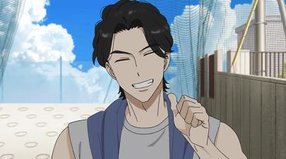 恋は雨上がりのようにアニメ第8話 山本