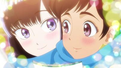 恋は雨上がりのようにアニメ第12話 あきらとはるか