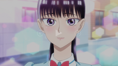 恋は雨上がりのようにアニメ第12話 あきら